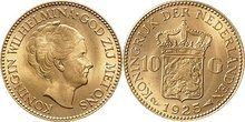 gouden tientje gouden munt kopen