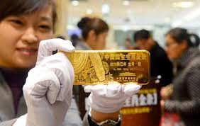 Shanghai Gold Exchange SGE