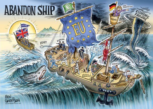 europese crisis brexit