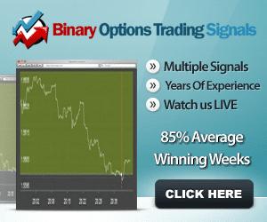 binary options trading signal strategy