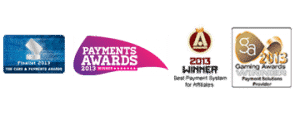 Skrill card Awards