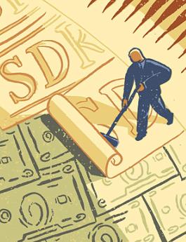 SDR en de goudstandaard