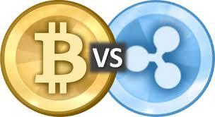 verschil ripple en bitcoin