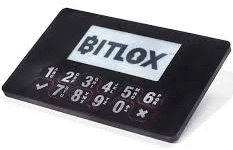 bitlox hardware wallet bitcoins