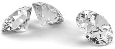 met weinig geld beleggen in diamant