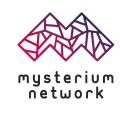 mysterium p2p network