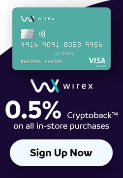 wirex ripple debit card