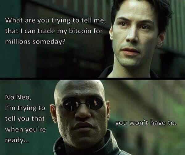 Bitcoin lange termijn koers verwachting